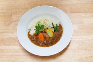 安曇川キッチン「野菜カレー」の画像